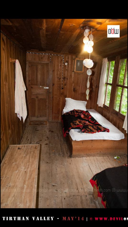 Rooms at Raju's Cottage