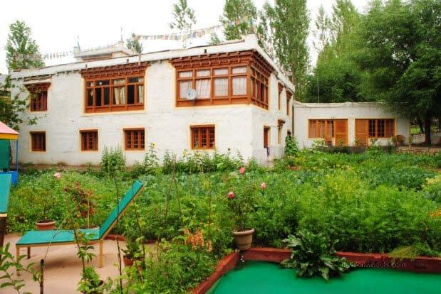 Hotel Chubi or Hotel Chube, Leh, Ladakh