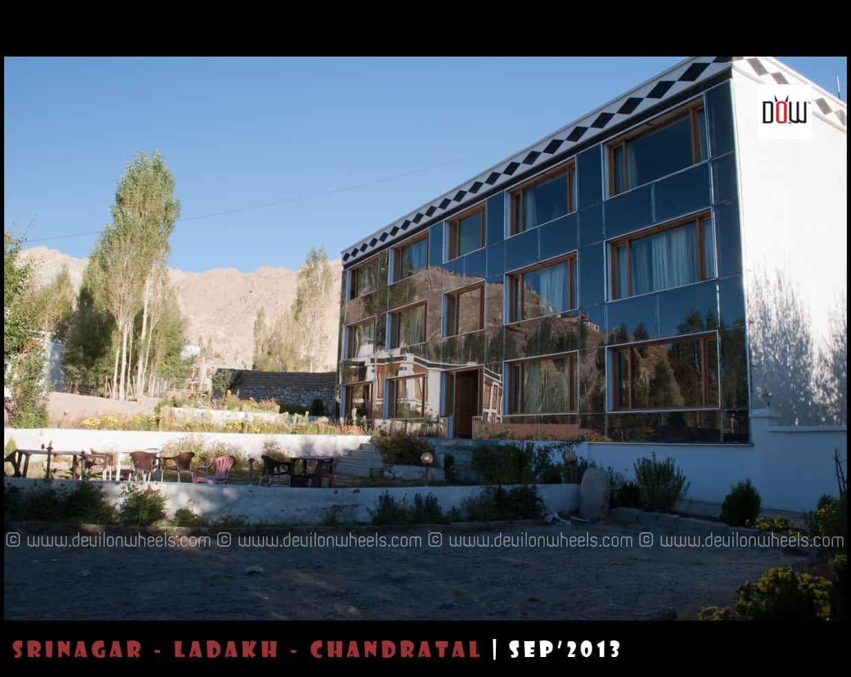 Hotel Panorama - Leh
