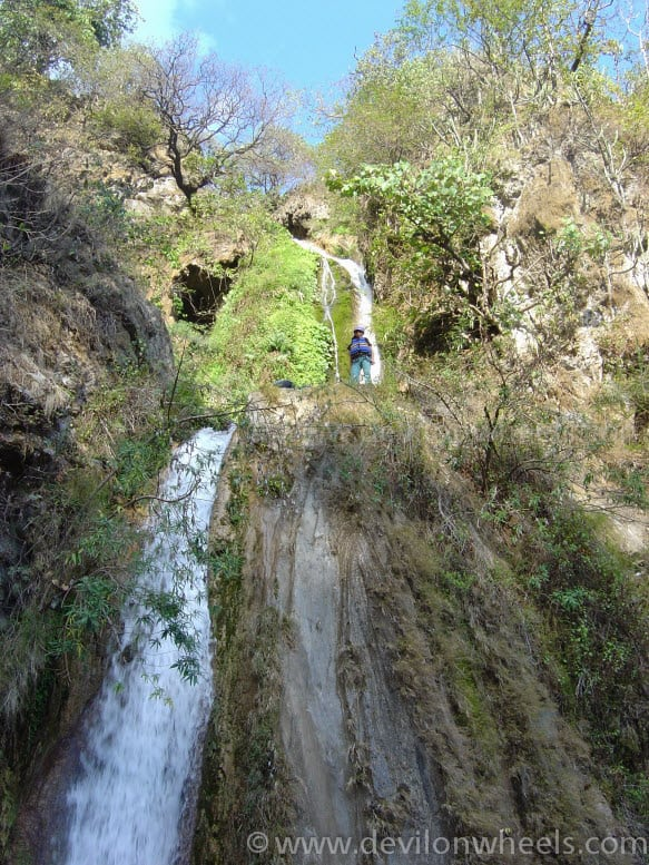Canyoning at Shivpuri / Rishikesh... That's where it begins...