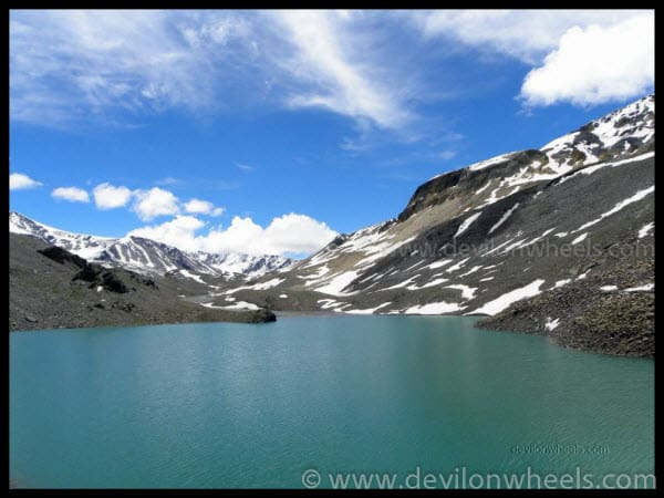 Surajtal Lake, Himachal Pradesh