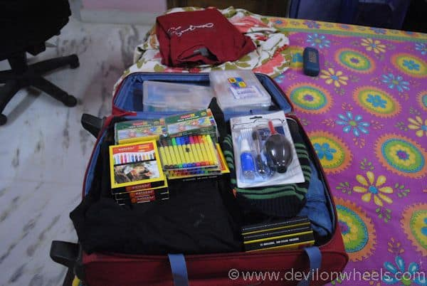 Packing Clothes for Spiti Valley Trip