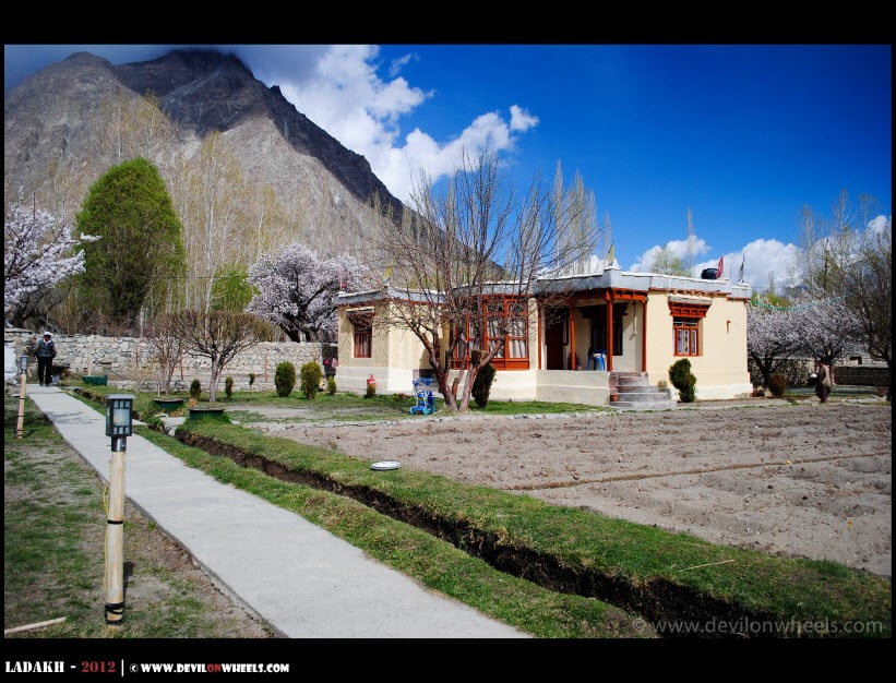 A Budget Guest House in Nubra Valley