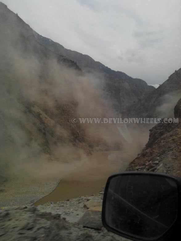Delhi – Kinnaur – Spiti Valley | Road Conditions