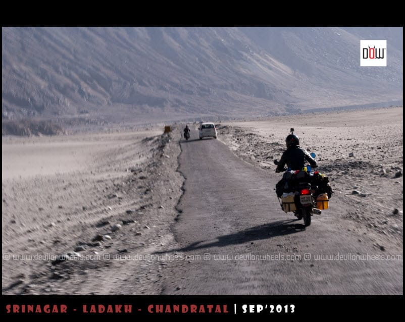 Can I do Leh - Ladakh trip on bike with pillion?