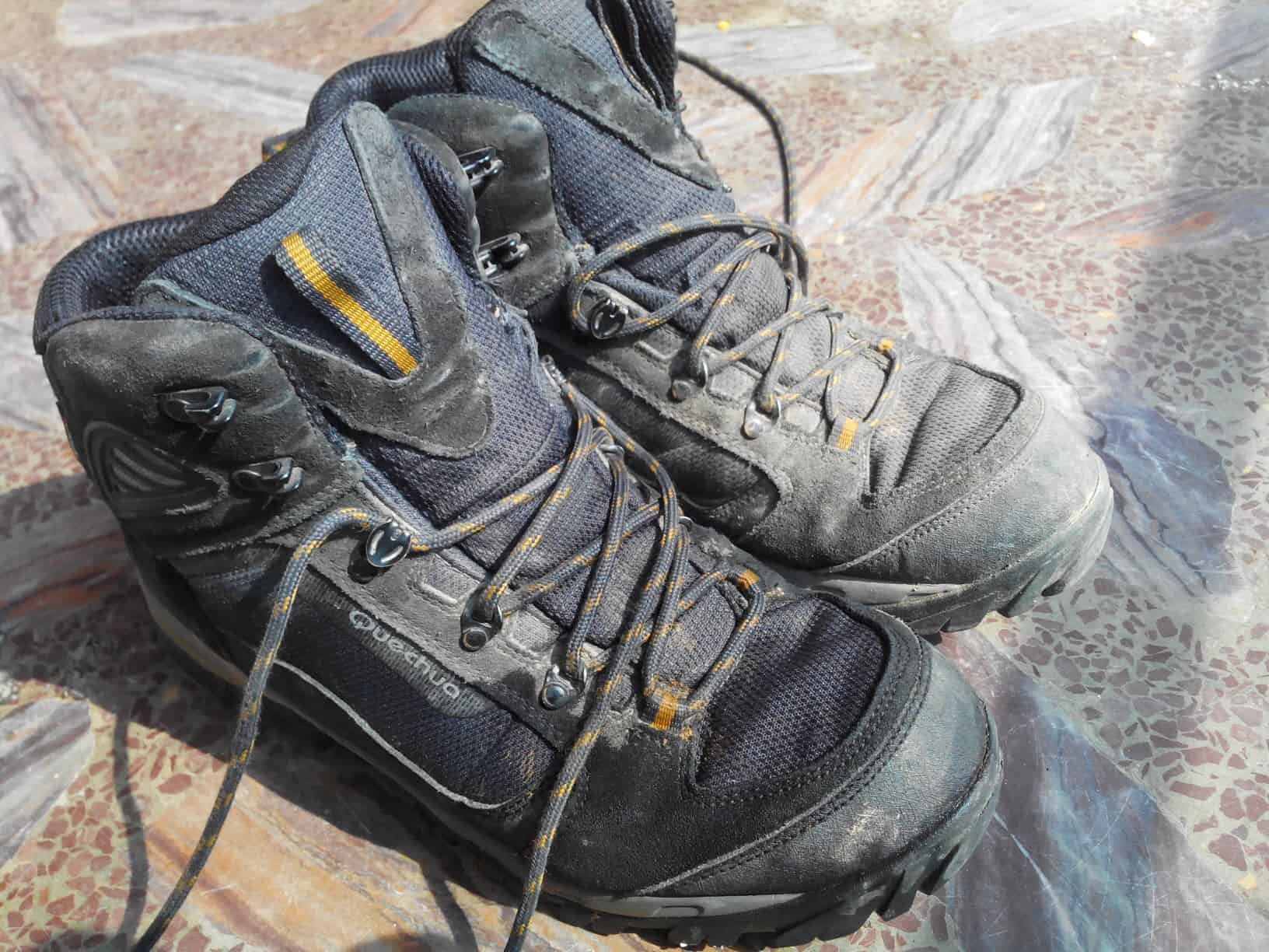 Forclaz 500 Ventiv Shoes Review