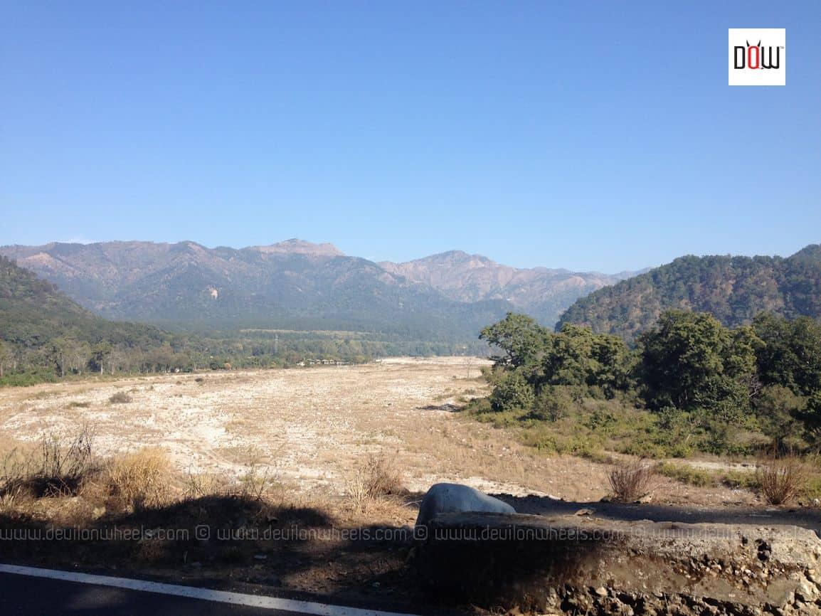 Views near Mohaan - Marchula