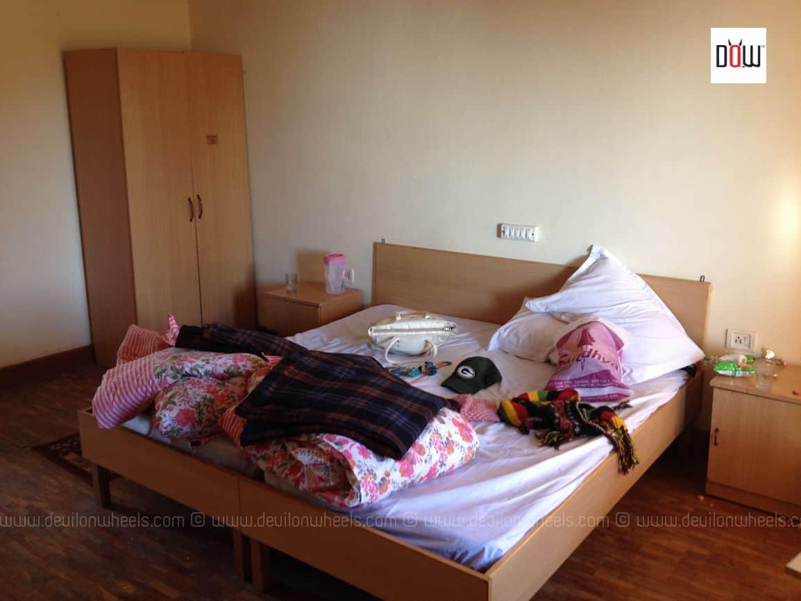 Rooms at KMVN Rest House Manila, Kumaon