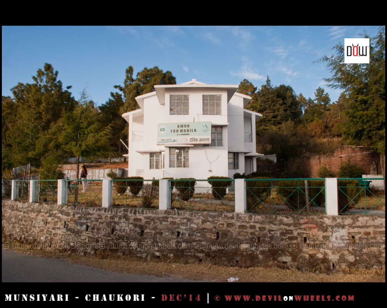 KMVN Rest House Manila, Kumaon - Block 1