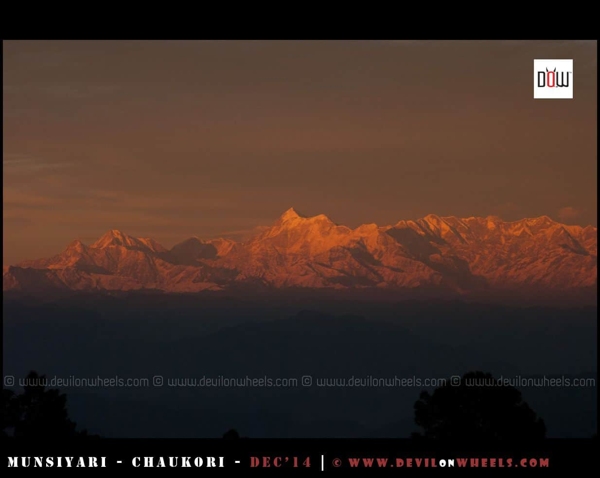 Views from Manila, Kumaon