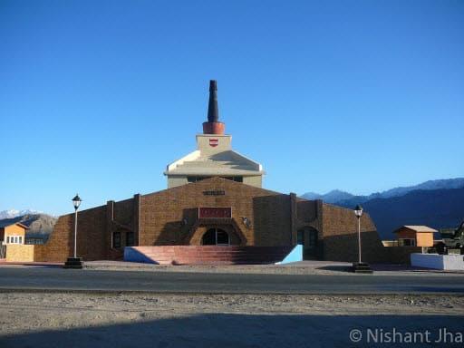 Hall of Fame in Leh - Ladakh