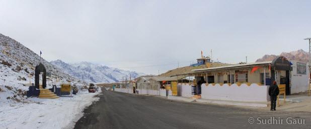 Gurudwara Pather Sahib ji in Sham Valley Ladakh...