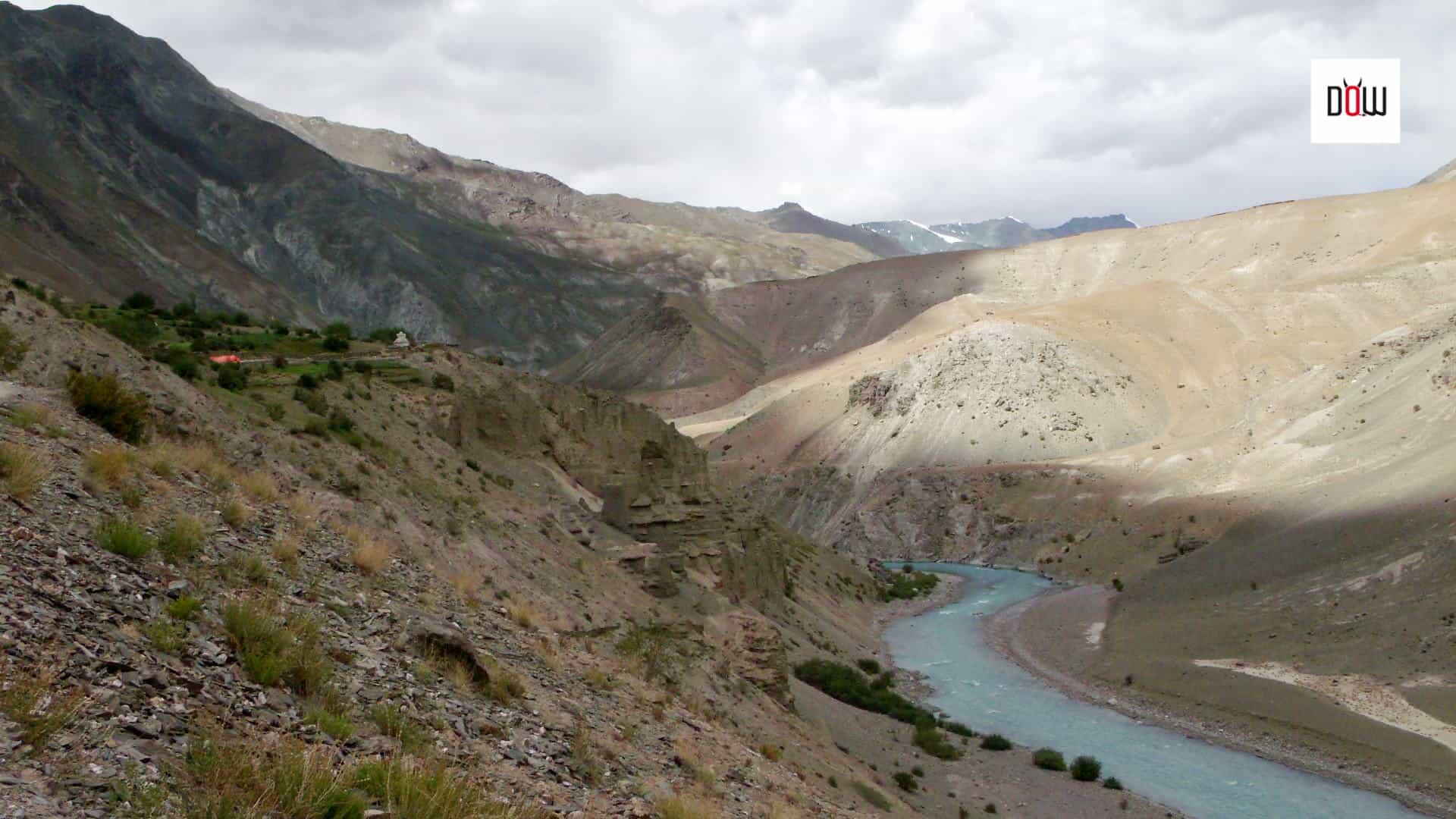 Those amazing landscapes of the Phugtal monastery trek