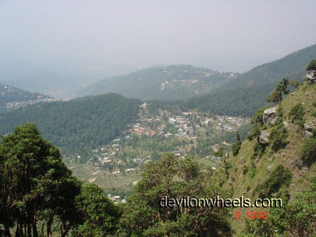 Some views from Triund Trek