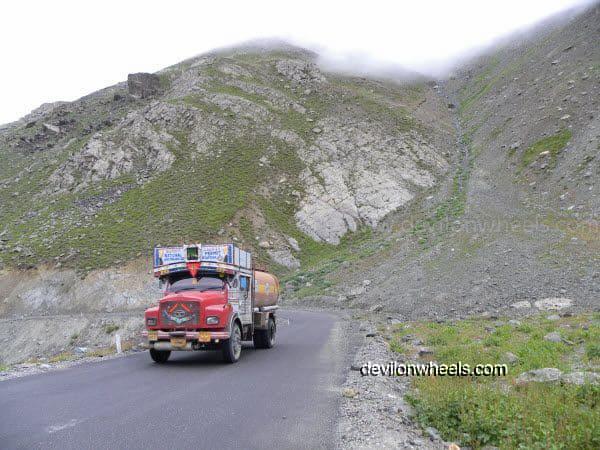 Manali - Leh National Highway