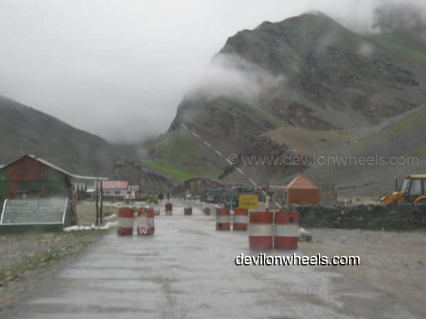 Patseo at Manali - Leh National Highway