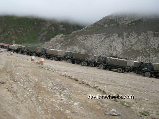 Patseo at Manali - Leh National Highway