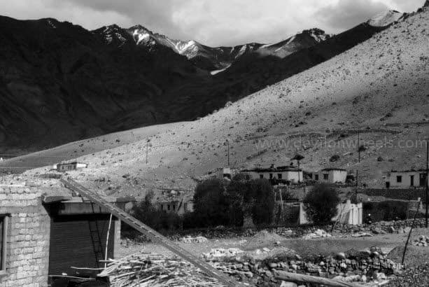 Khardung Village in Leh - Ladakh