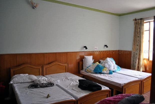 Sten Del Hotel, Diskit in Nubra Valley of Leh - Ladakh