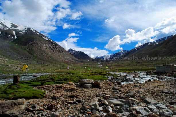 Views near North Pullu in Leh - Ladakh