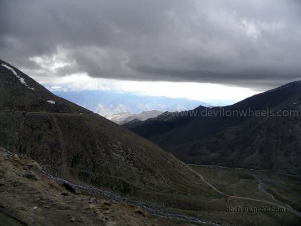 Views near South Pullu in Leh - Ladakh