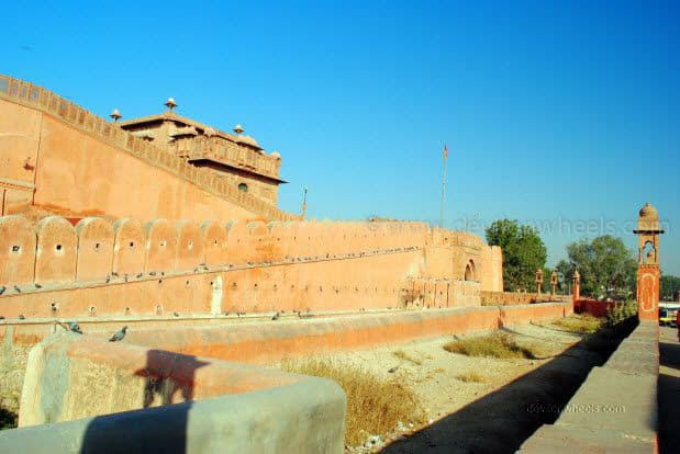 Junagarh Fort at Bikaner