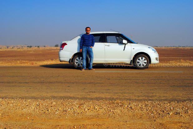 Jaiselmer to Jaipur