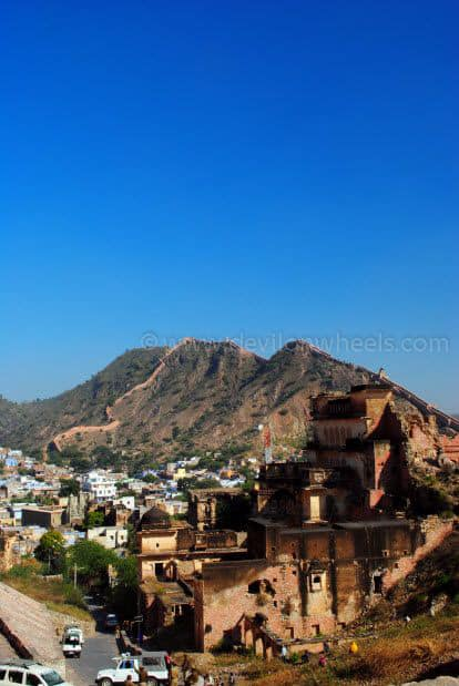Amber Fort and Amber Palace in Jaipur