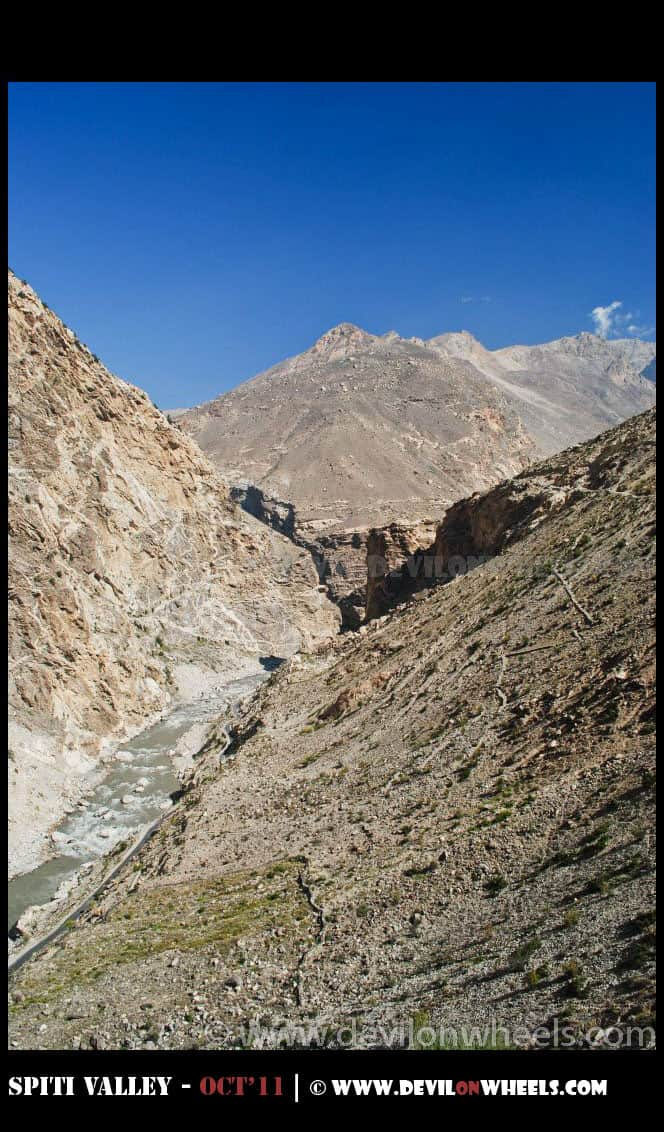 Views on Hindustan Tibet Highway