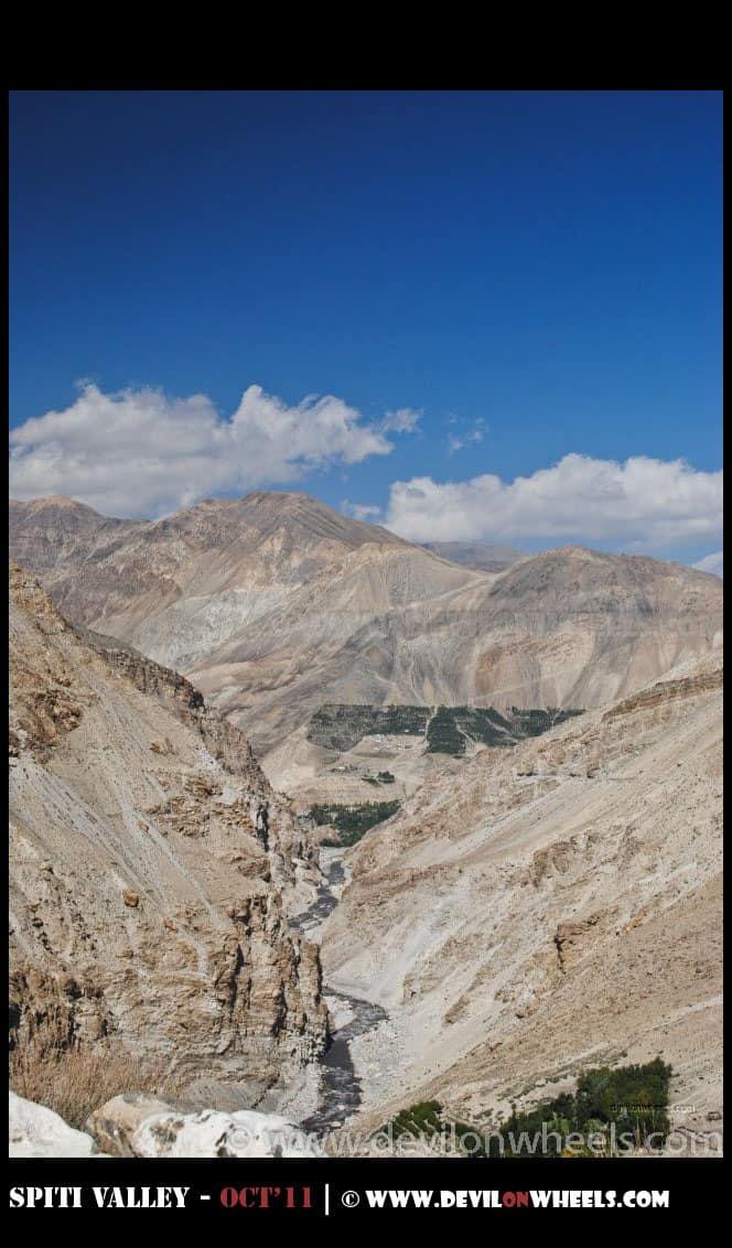 Views on Hindustan Tibet Highway