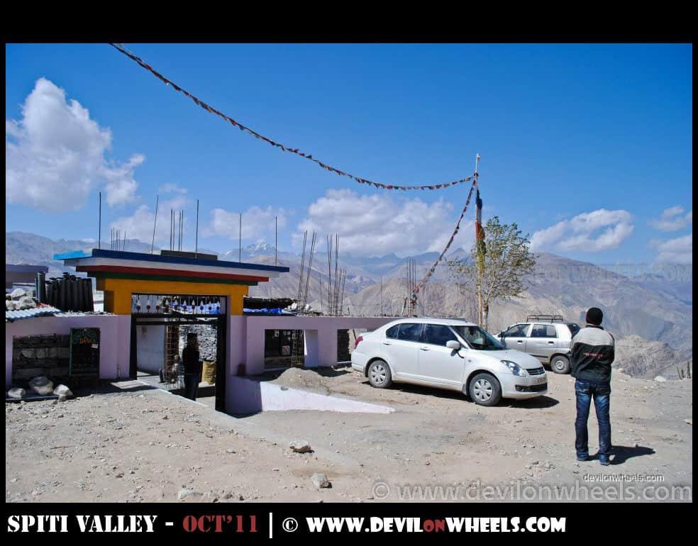 Dhabha near Nako Village Helipad