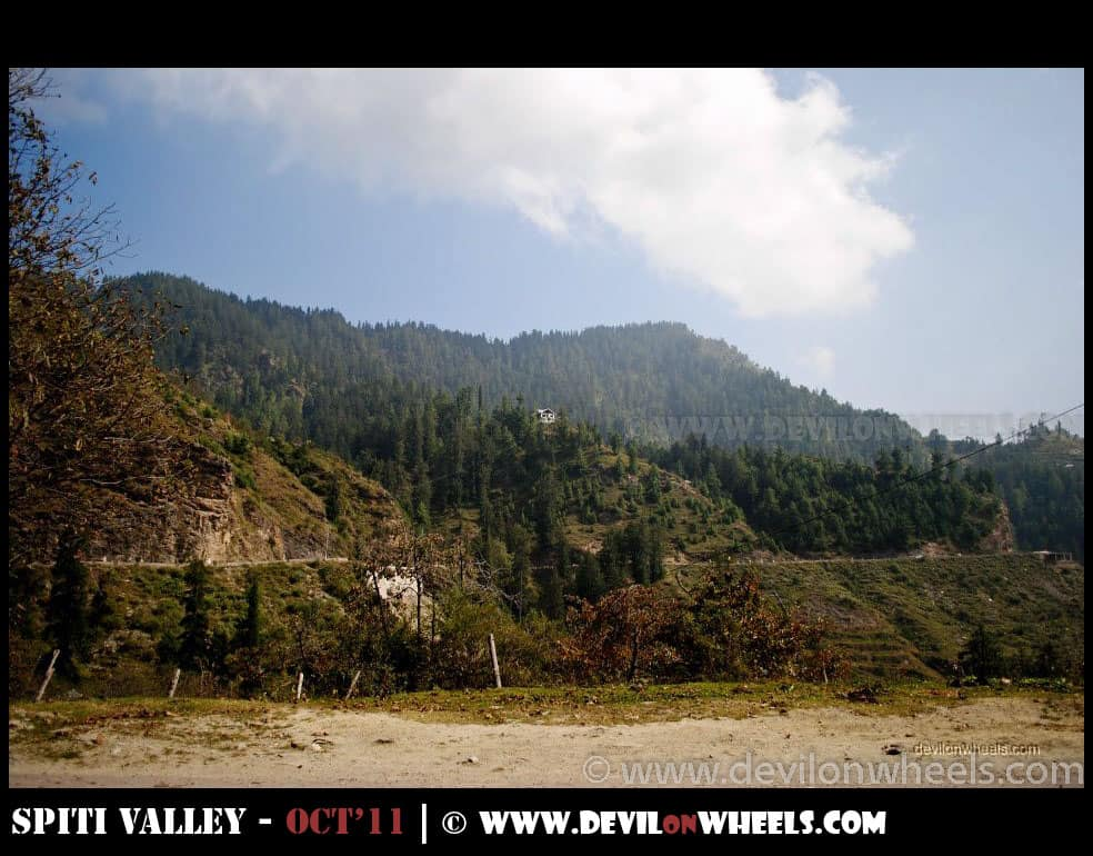 Spiti Valley Sprint | Feeling Shimla to Kinnaur Valley