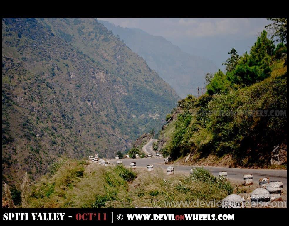 Hindustan Tibet Highway