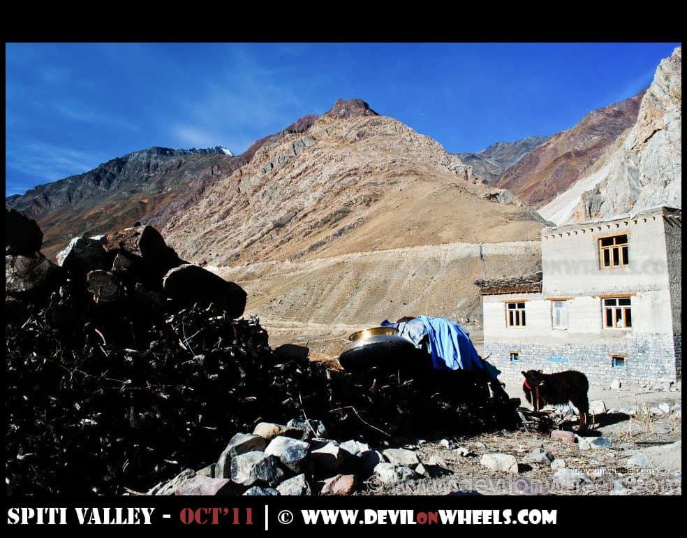 Mud Village in Pin Valley
