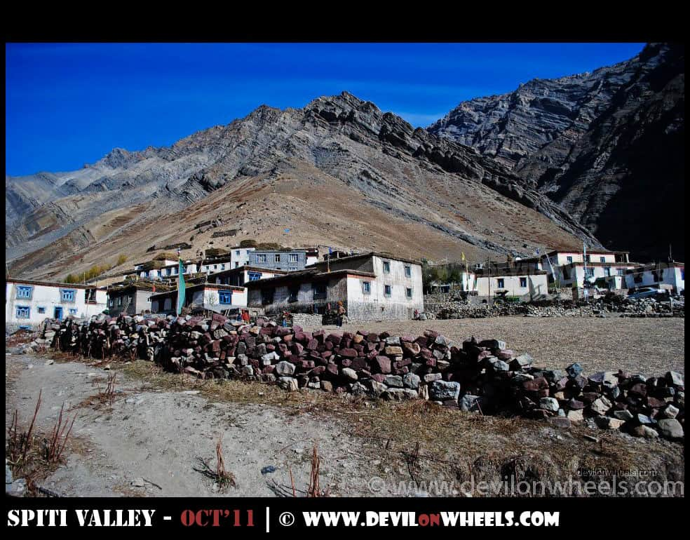Mud Village in Pin Valley