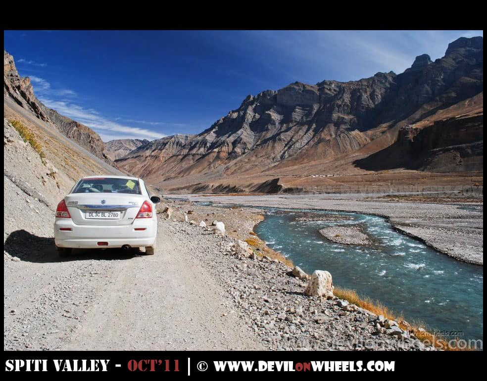 Vistas worth dying for in Spiti Valley
