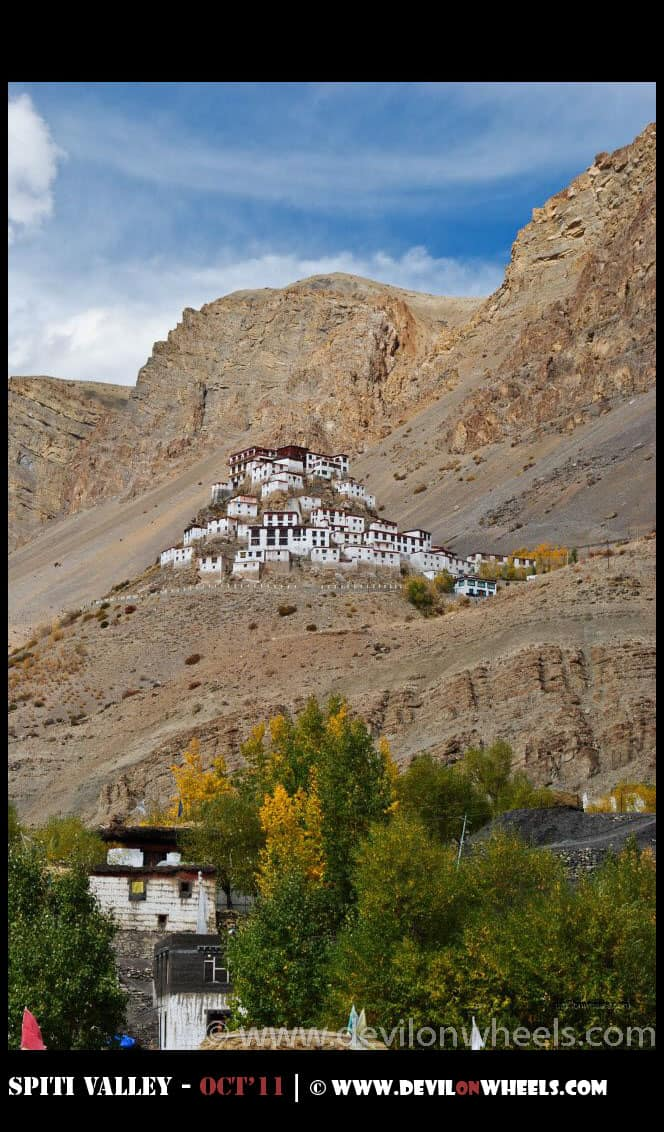 Key Monastery or Key Gompa