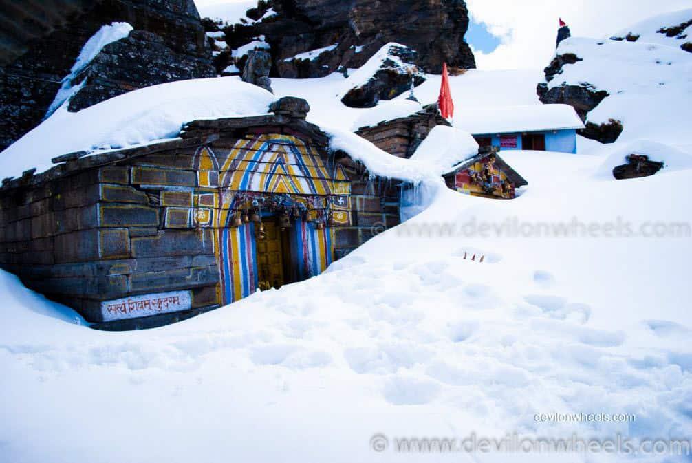Chopta, Tunganath or Deoria Tal, a place to enjoy Snowfall near Delhi