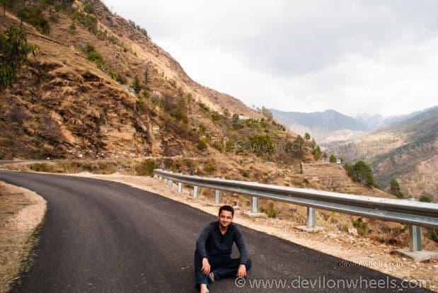 Views en-route Deoria Tal