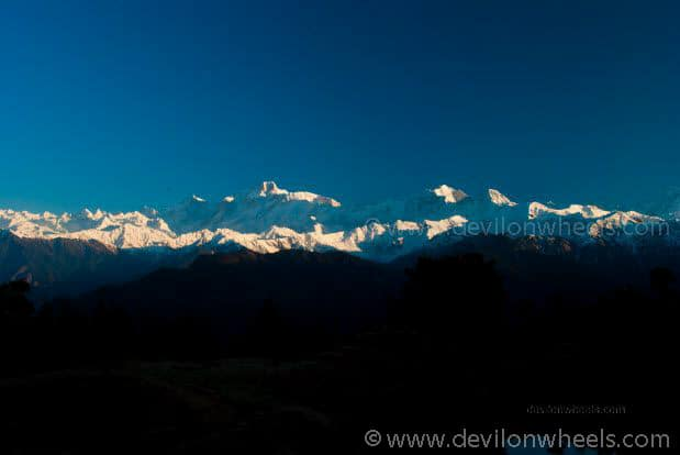 Views at Deoria Tal