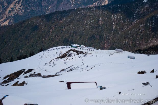 Views from Tungnath Snow Trek