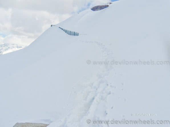 Views from Tungnath Snow Trek