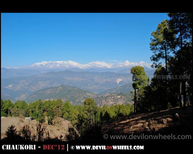 Views on the way to Kausani