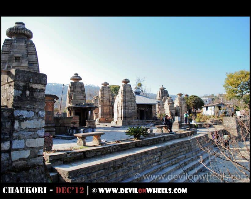 The Ancient Baijnath Temple... Complete Complex