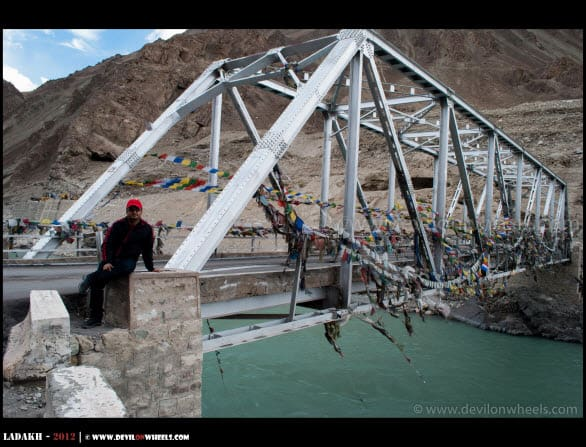 Alchi Bridge at Sasapol...