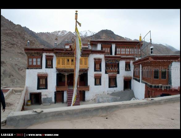 Likir Monastery Complex...
