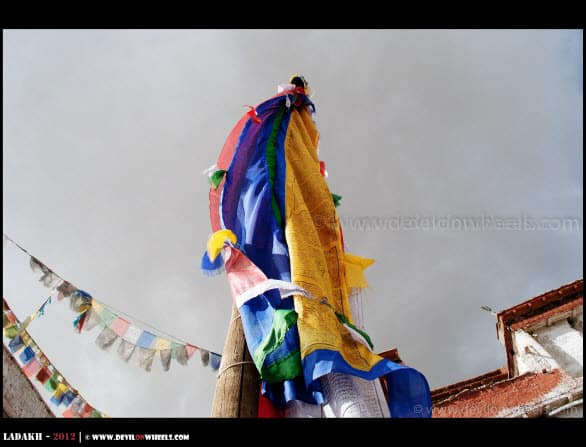 Colors of Peace in Ladakh...