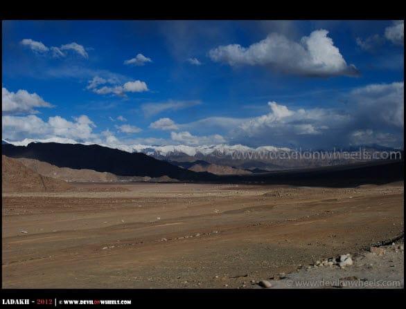 Heavenly View of Stok Kangri Range...