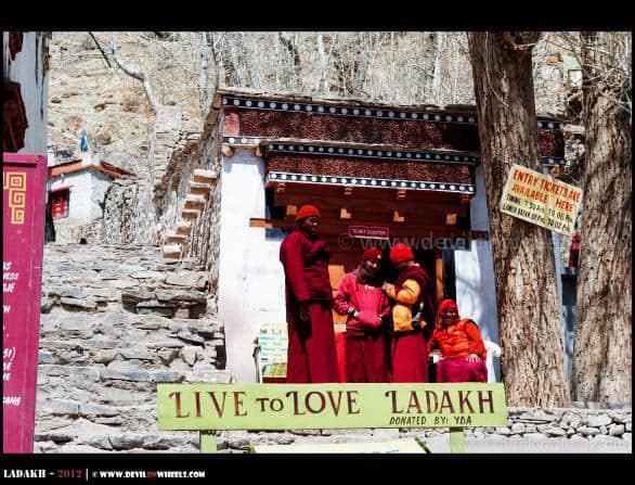 Hemis Monastery...