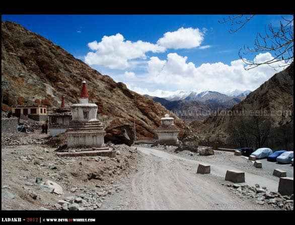 Views from Hemis Monastery...